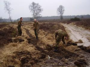 NL-doet, militairen uit Garderen